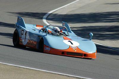 Monterey Historic Automobile Races at Laguna Seca