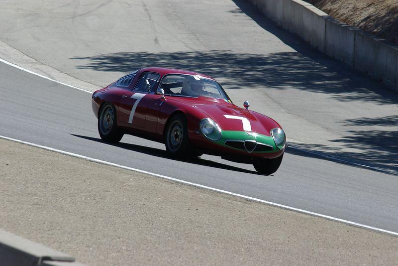 1964 Alpha Romeo GTZ
