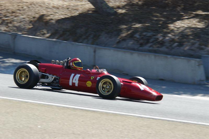 1968 Ferrari F-2