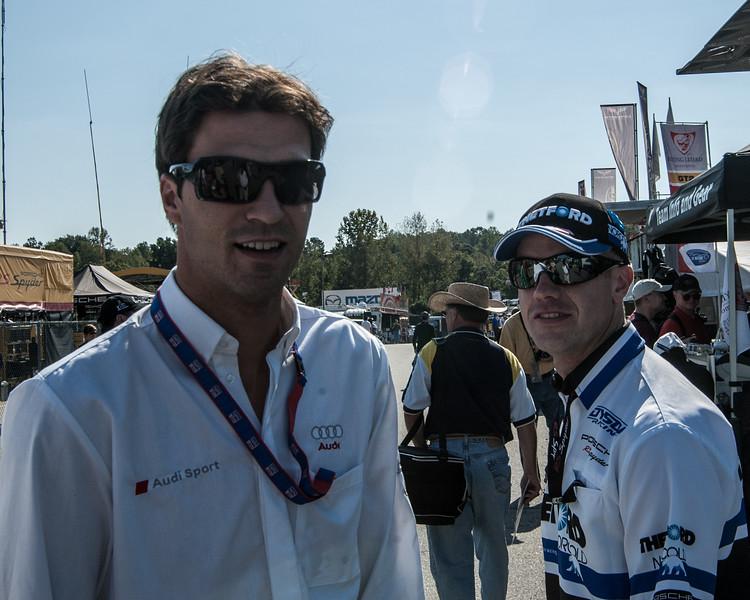 Lucas Luhr & Marino Francetti