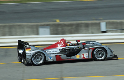 2009 Petit Le Mans Race Day