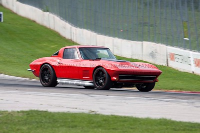 2012 American Le Mans Series/ Trans-Am/ Corvette World Tribute at Road America