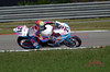 #21 Elena Myers Suzuk i-Team SportbikeTrackGear com ·M4 ·Arai ·Lucas - Suzuki GSX-R600