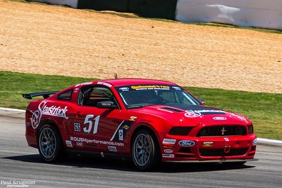 2013 Continental Tire SportsCar Challenge at Road Atlanta