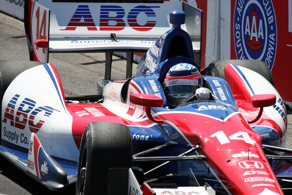 Grand Prix of Long Beach - Takuma Sato