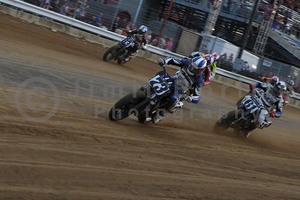2014 AMA Flat Track Indy Mile Aug 8