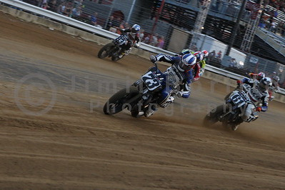 2014 AMA Flat Track Indy Mile Aug 8