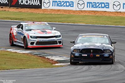 2014 Continental Tire SportsCar Challenge at Road Atlanta