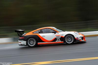 2014 Porsche GT3 Cup Challenge USA at Road Atlanta