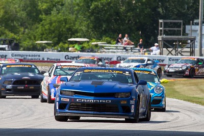 2014 Continental Tire Sports Car Series / GT3 Cup / MX5