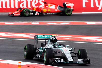 2015 FIA Mexico Grand Prix Mexico City - 0004