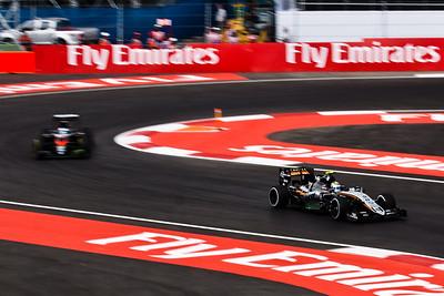 2015 FIA Mexico Grand Prix Mexico City - 0015