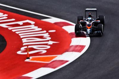 2015 FIA Mexico Grand Prix Mexico City - 0013
