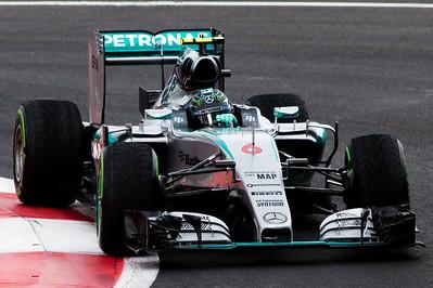 2015 FIA Mexico Grand Prix Mexico City - 0009