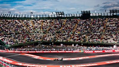 2015 FIA Mexico Grand Prix Mexico City - 0001