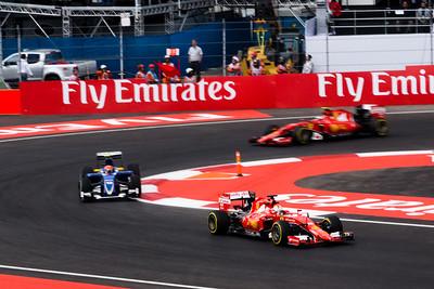 2015 FIA Mexico Grand Prix Mexico City - 0017
