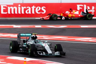 2015 FIA Mexico Grand Prix Mexico City - 0024