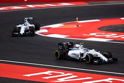 2015 FIA Mexico Grand Prix Mexico City - 0011