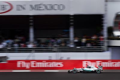 2015 FIA Mexico Grand Prix Mexico City - 0007
