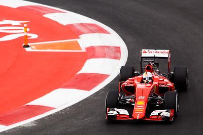 2015 FIA Mexico Grand Prix Mexico City - 0018