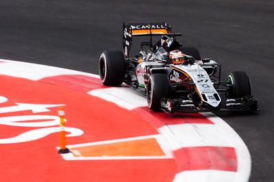 2015 FIA Mexico Grand Prix Mexico City - 0016