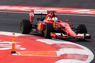 2015 FIA Mexico Grand Prix Mexico City - 0003