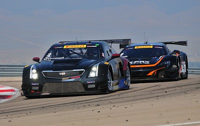 2015 Pirelli World Challenge Utah Supercar