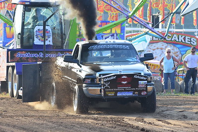 2016 Battle of the Bluegrass Pulling Series