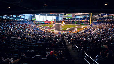 2017-01-22 - Race of Champions - Marlins Park, Miami