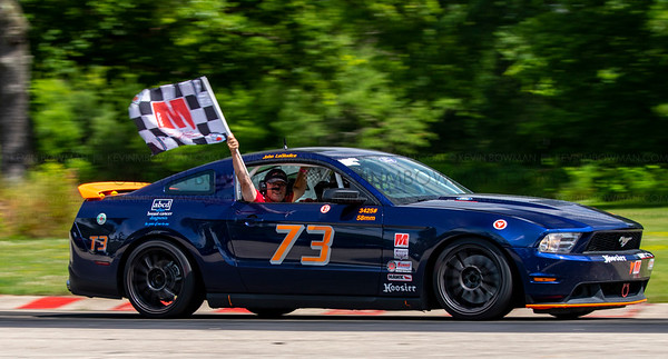 SCCA Race for the Roses Major