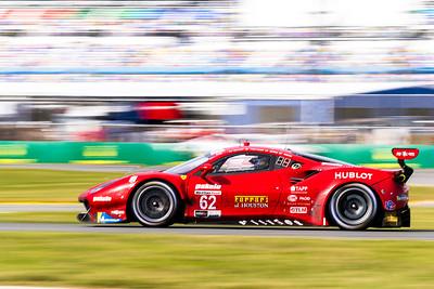 #62 Ferrari 488 GTE
