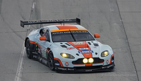 Aston Martin Racing #007 Aston Martin Vantage