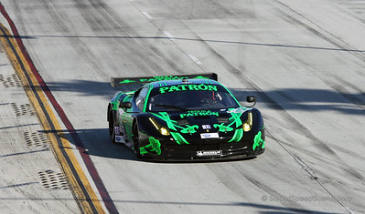 Extreme Speed Motorsports Ferrari 458 - Toyota Grand Prix of Long Beach ALMS