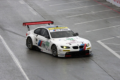 RLL BMW at Toyota Grand Prix of Long Beach ALMS