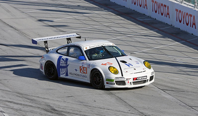 Competition Motorsports / Hollywood Studios Porsche 911 - Toyota Grand Prix of Long Beach ALMS