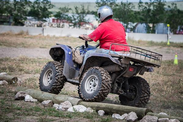 Apache ATV Rodeo