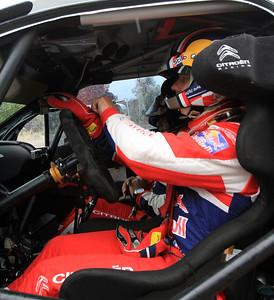 Sebastian Loeb, Citroen DS3 WRC.
