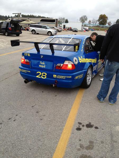 10-27-12 VIR SCCA 13 Hr. Endurance Race