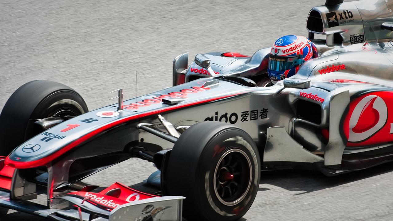 F1-1 Malaysia, Sepang 2010 <br /> Jenson Button