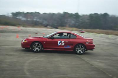 TSCC March 17 Autocross