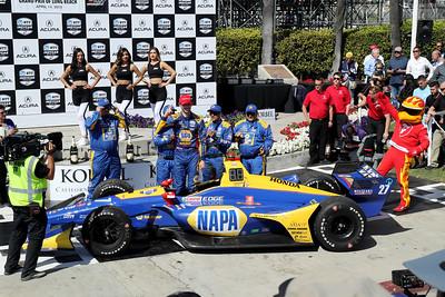 Long Beach GP 2019, IndyCar