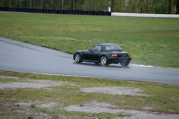 BMW ACA Track Day March 29, 2010