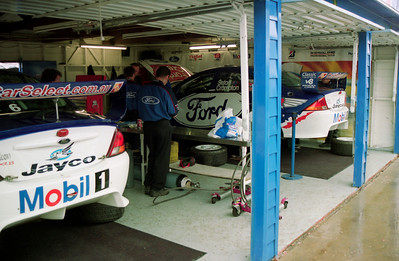GSR - Ford Credit Racing