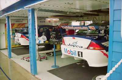 GSR - Ford Credit Racing