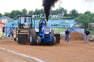 2013 Battle of the Bluegrass Pulling Series