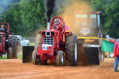 2012 Battle of the Bluegrass Pulling Series