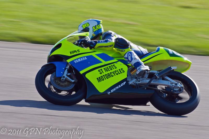 Andrew Sawford (Yamaha TZ 250)