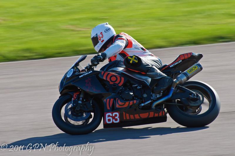 Kevin Davies (Suzuki GSXR1000)