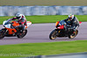 Michael Loch (Yamaha R6 600) being chased by Scott Pitchers (Yamaha R6)