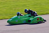 Roger Lovelock & Rick Lawrance on their LCR Suzuki 1000
